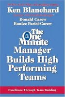 One Minute Manager Builds High Performing Teams, T