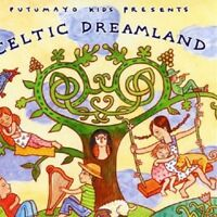 PUTUMAYO KIDS PRESENTS/CELTIC DREAMLAND  CD NEU