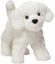 Douglas Dandelion Puff BICHON Dog Plush Toy Stuffed Animal NEW