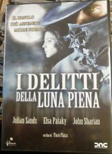 Dvd - I DELITTI DELLA LUNA PIENA(vendita)