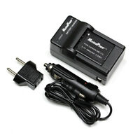 Camera Battery Charger for CANON NB-11L PowerShot A2300 A2400 IS A2600 Car + USB