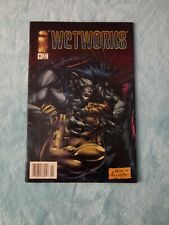 Wetworks #2 First Printing 1994 Image Comics