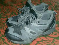 Boys Mountain Peak Walking Hiking Shoes Trainers Size Uk 3