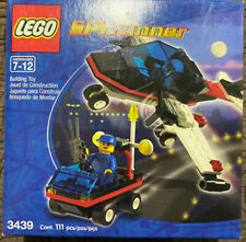 LEGO 3439 Spy Runner Town Airport  Brand New Sealed