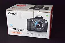 CANON Spiegelreflexkameras EOS 1300D 18-55mm IS