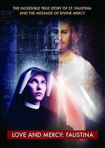 LOVE AND MERCY FAUSTINA : MESSAGE OF DIVINE MERCY DVD