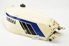 Yamaha DT 400 1R6 Bj.1979 - Tank Petrol Tank Fuel Tank