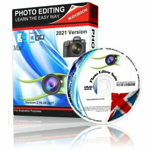Professional Photo Editor 2021 For Mac and Windows Systems