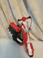 MONSTER HIGH Dolls Ghoulia Yelps Scooter Red Black Motorcycle Bike