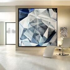 Marble Abstract Wall Canvas Poster Painting Art Print Picture Living Room Decor