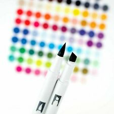 Tombow ABT Pro Fashion Palette Alcohol Based Dual Tip Markers 12pcs