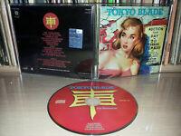 CD TOKYO BLADE - NO REMORSE + BONUS TRACKS