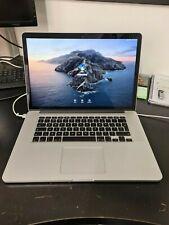 Apple MacBook Pro 15.4inch, Intel Core i7 2.5Ghz, 16GB RAM, 1TB With Box A1398