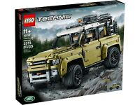 LEGO® TECHNIC 42110 Land Rover Defender - IN HAND - SHIPPING WORLDWIDE DHL