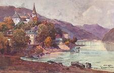 AK aus St.Nikola an der Donau,  Oberösterreich  (4)  (R23)