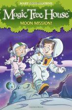 Magic Tree House 8: Moon Mission!,Mary Pope Osborne