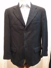 giacca jacket uomo pura lana Peter Reed taglia 50
