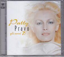 2 CD ♫ Audio Box Set **PATTY PRAVO • GLI ANNI 70** nuovo sigillato