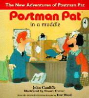 Postman Pat: Postman Pat in a Muddle, Cunliffe, John, Very Good Book