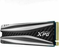 XPG GAMMIX Gaming SSD S50 Series: 2TB Internal PCIe Gen4x4 M.2 2280 (NVMe)