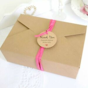 Kraft Gift Boxes 18cm Wedding Cake Box Baby Shower Favour PicnicSnack Cookies