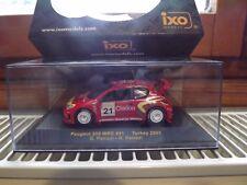 PEUGEOT RALLYE 206 WRC IXO RAM 110 1/43