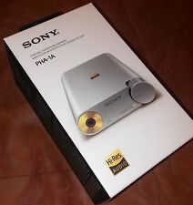 New Sony PHA-1A Portable High-Resolution DAC and Headphone Amplifier - FROM USA