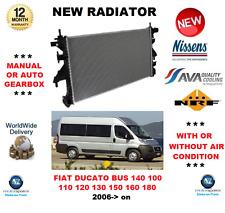 für Fiat Ducato Bus 140 100 110 120 130 150 160 180 2006- > Kühler OE-Qualität