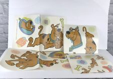 Scooby Doo Vinyl Wall Decals Art Stickers 4 Sheets Per Pack