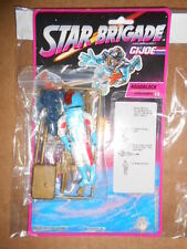 GI JOE ROADBLOCK FIGURE STAR BRIGADE Hasbro