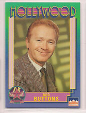 1991 Starline Hollywood Walk of Fame Red Buttons