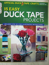 Duck Tape Projects - 15 Easy