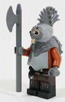 LEGO STAR WARS ALIEN TALZ BOUNTY HUNTER MINIFIGURE - MADE OF GENUINE LEGO PARTS