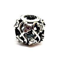 3397c515b Genuine Authentic Pandora Disney Mickey & Minnie Infinity Charm S925 ALE