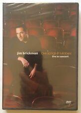 Jim Brickman Love Songs & Lullabies Live In Concert DVD (2002) Brand New Sealed