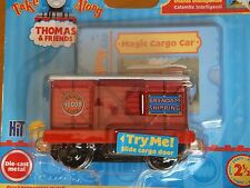 NEW Take Along/Take-n-Play Thomas 'MAGIC CARGO CAR' LC76108 - RARE - FREE P&P!