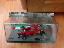 1/43 F1 FORMULA 1 CAR COLLECTION - FERRARI 126C2 MARIO ANDRETTI 1982 CAR #74