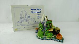 Goebel / Disney 63-1514 819338 Peter Pan's Neverland Island with Original Box
