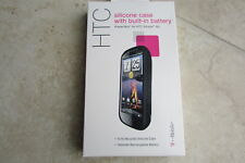 HTC Amaze 4g Built-in Battery Case by PowerSkin