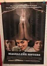 Original Movie Poster The Magdalene Sisters Single Sided 27x40