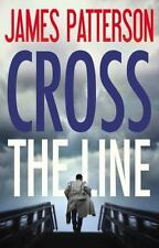 Cross the Line by James Patterson (2016, CD, Abridged)