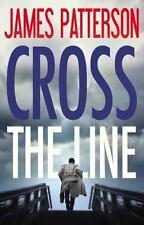 New Audio Book James Patterson CROSS THE LINE Unabridged Alex Cross CDs