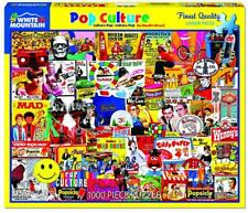 White Mountain - Pop Culture - 1000 Piece Jigsaw Puzzle New Sealed