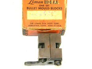 Vintage LYMAN IDEAL Bullet Mold no. 429 303 .44 Special 268 Mould Block