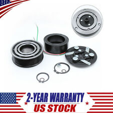 AC A/C Compressor Clutch Assembly Pulley Bearing Kit for 02-06 Honda CR-V 2.4L