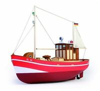 Graupner Anja SL35 Fishing Boat (G2120) RC Model Boat Kit