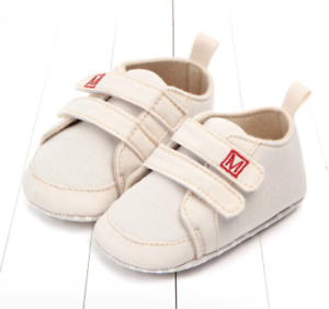 Newborn Shoes Classic Canvas Baby Shoes First Walker Fashion Baby Boys Girls Sho