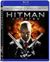 Hitman Blu-Ray (2008) Timothy Olyphant, Gens (DIR) cert 15 ***NEW*** Great Value