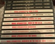 BRUCE SPRINGSTEEN & THE EAST STREET BAND 11CD LOT! LIVE 1975-85/BORN IN THE...