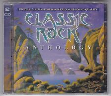 Classic Rock Anthology/Asia/feu ash-2 CD 's Digitally Remastered/NOUVEAU!